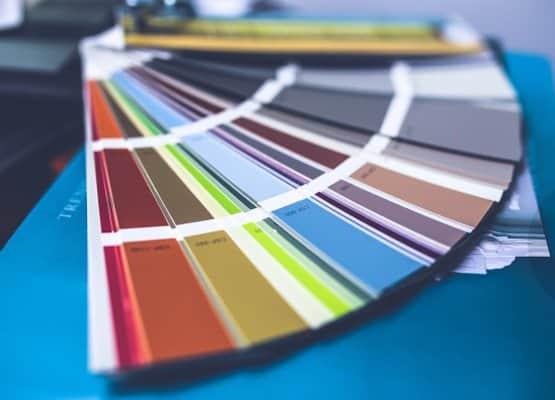 Scandisolution farvekort